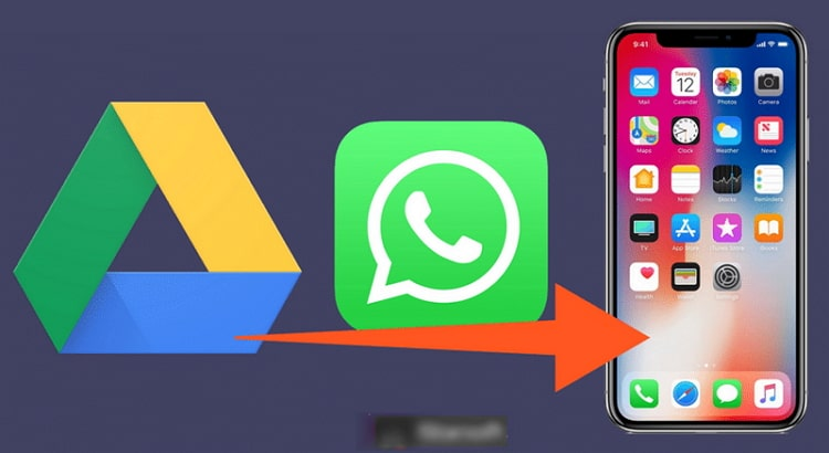 Image result for how to download whatsapp backup from google drive to pc