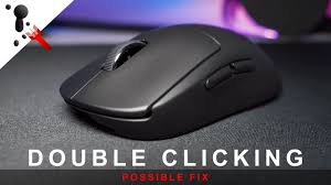 Image result for When I click my mouse, it sometimes double-clicks