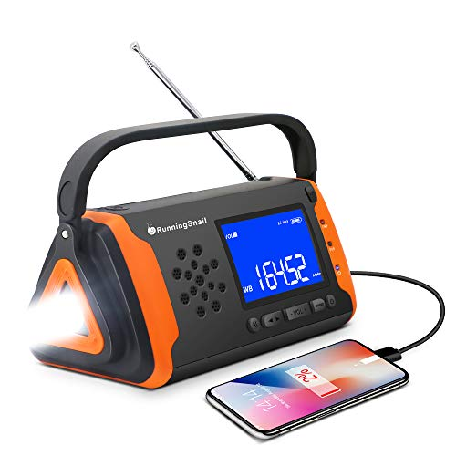 Top 5] Best Hand Crank Phone Chargers in 2021