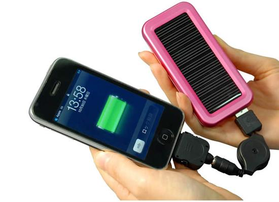 What are the Benefits of Solar Powered Cell Phone Chargers? - News about Energy Storage, Batteries, Climate Change and the Environment